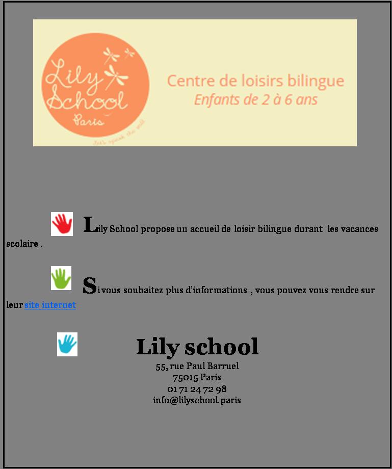 Lily school